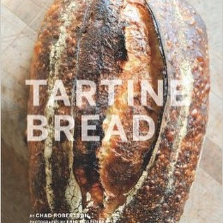 I learned how to bake sourdough bread from this book.  It has produced the best tasting bread I've ever had, and it's healthier. #tartine