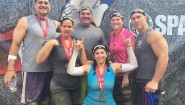 We survived. Spartan
