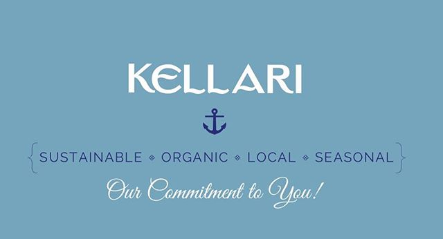 Whatever you order, it will be delicious, good for you, and good for the planet. Thank you Kellari Group for asking me to collaborate with you on this important, and fun project! Food is great again :-). I hope you make your reservations @kellariny #sustainablefood #nycrestaurants #mediterranean #peterkfitness #greekcuisine