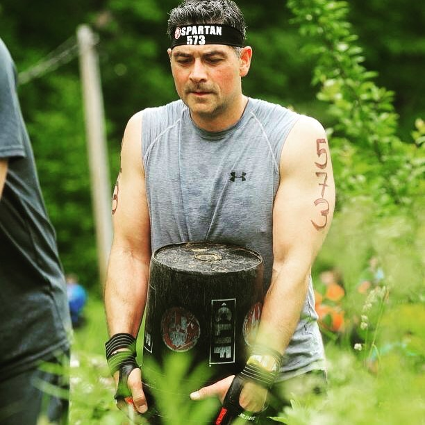 "I'm thinking, ""What the what!""#spartanrace"