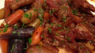 Recipe: Jacques Pepin's Beef Bourguignon (Beef Stew In Red Wine Sauce)