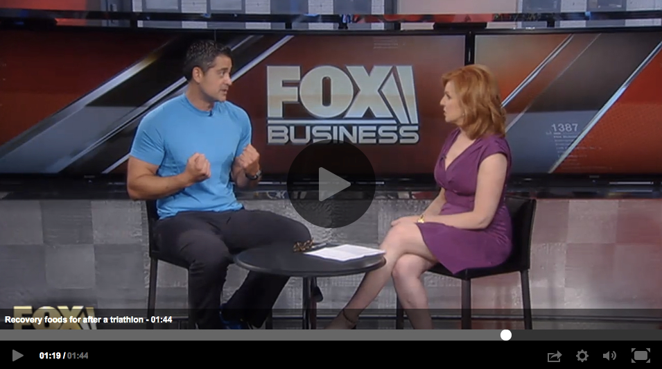 Liz Claman and Peter K 2