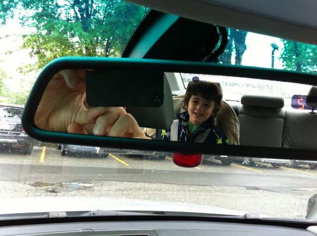 alexander in rearview