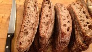 Obsessed With Bread- Chad Robertson's Tartine Country French Bread