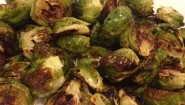 Recipe: Garlic Roasted Brussel Sprouts
