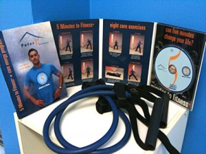 5 Minutes to Fitness+ Fit Lifestyle Kit