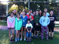 Our Sunday Workout Group