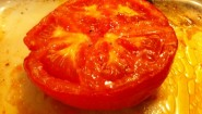 Recipe: Roasted Organic Beefsteak Tomatoes